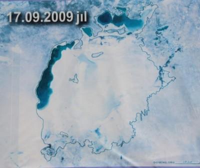Fluss Zum Aralsee