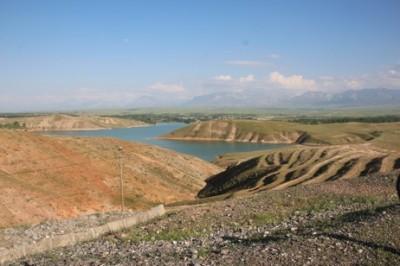 Erstes Nachtlager in Tadschikistan