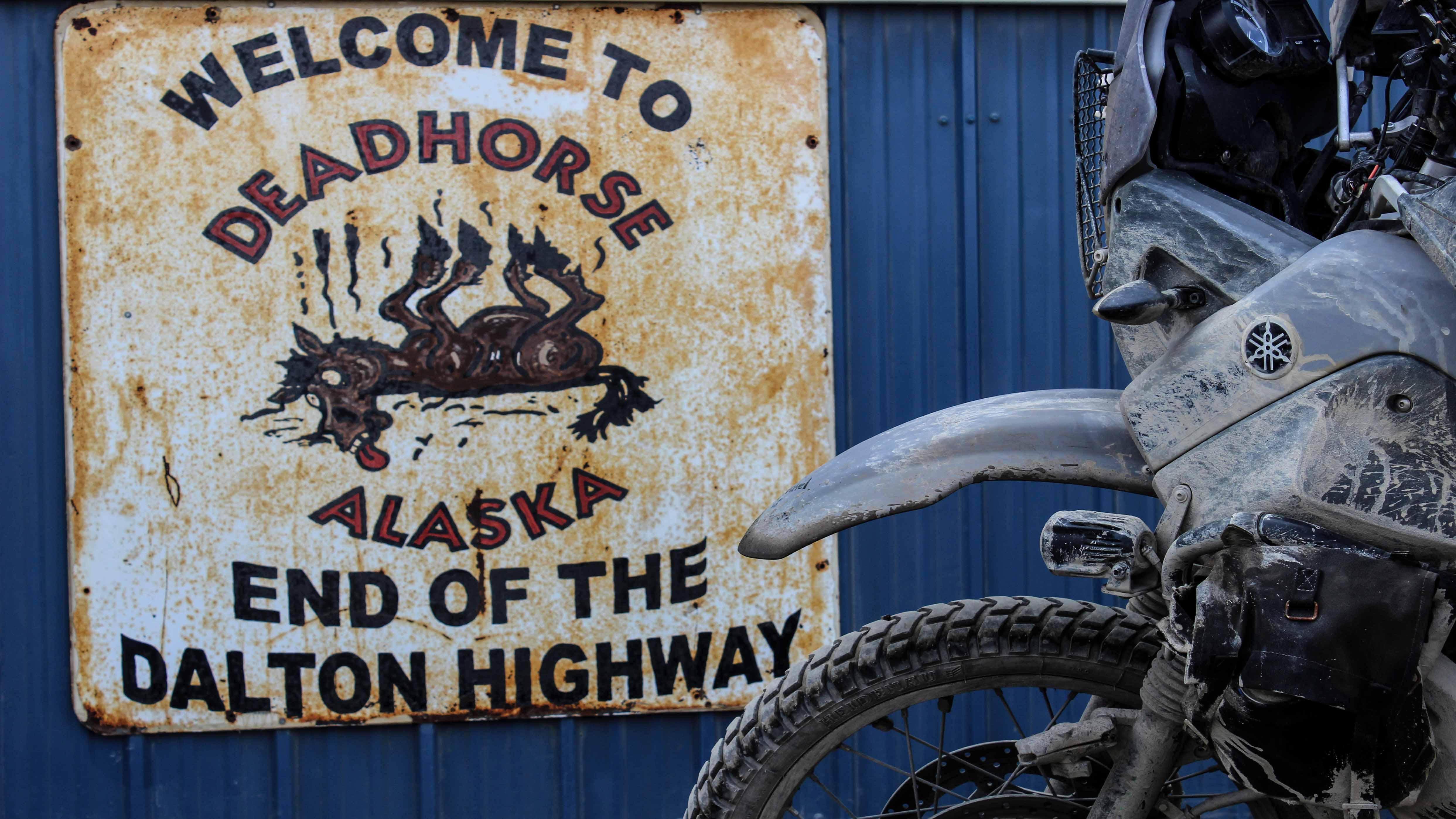 Deadhorse Alaskaklein