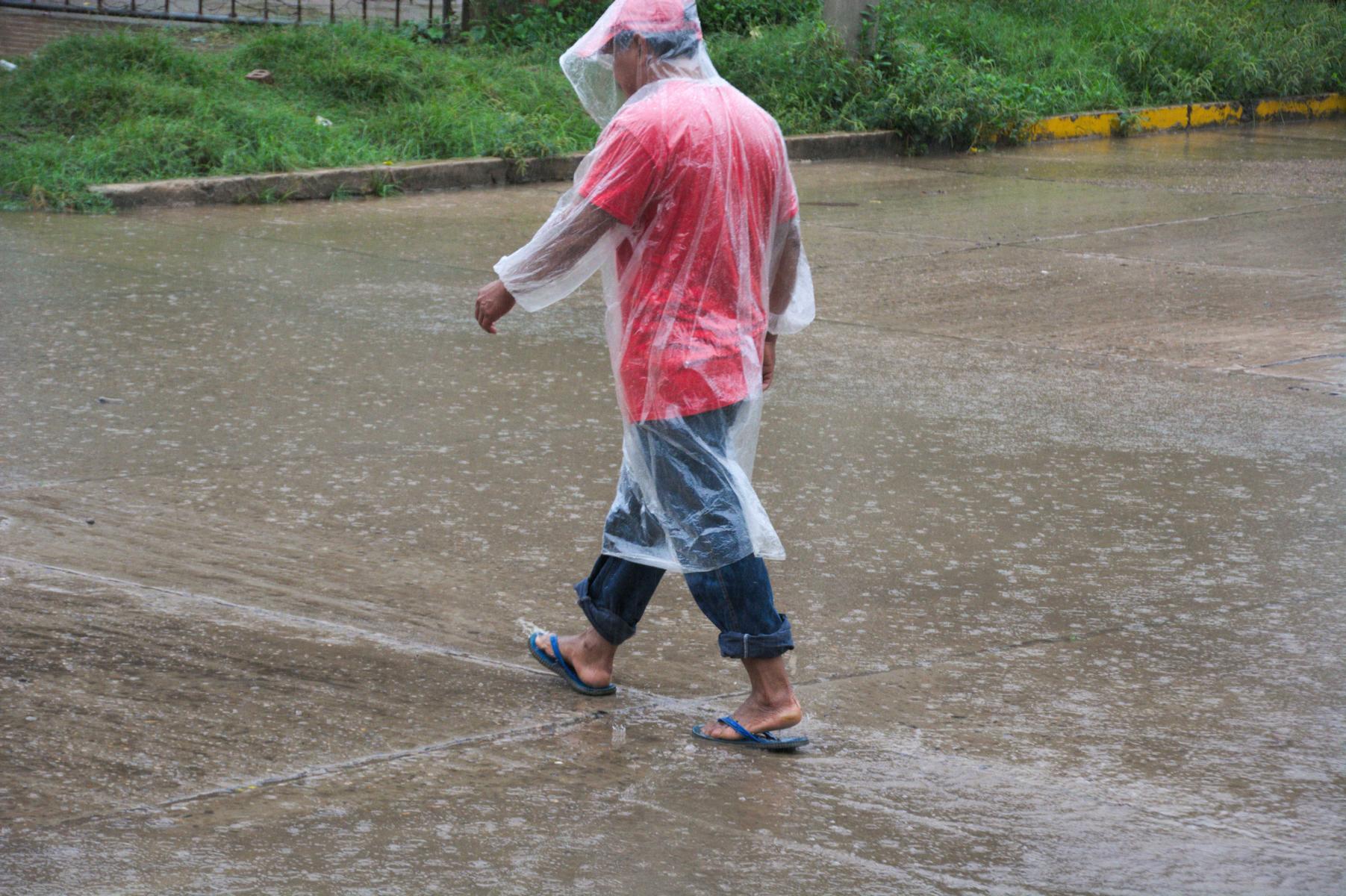 K1600 Regen in Rurrenabaque